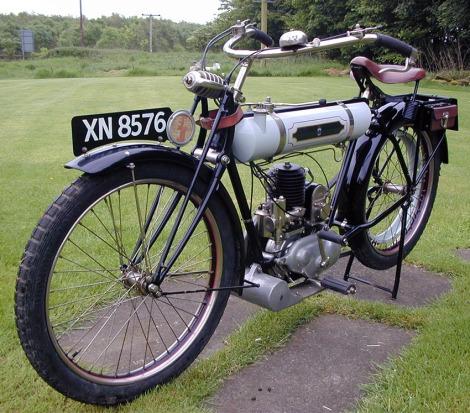 1923 Baby Triumph 15