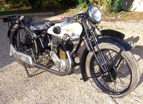 1930 Terrot 350cc 2