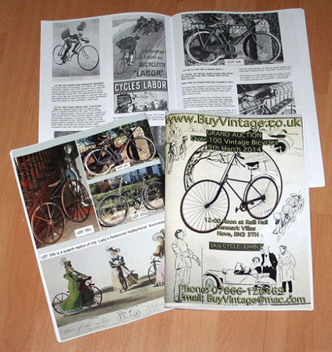 bicycle auction 9 march 2014 hove 480