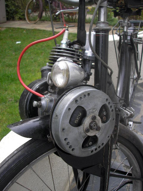 Motorcycle 2 Cycle Engines