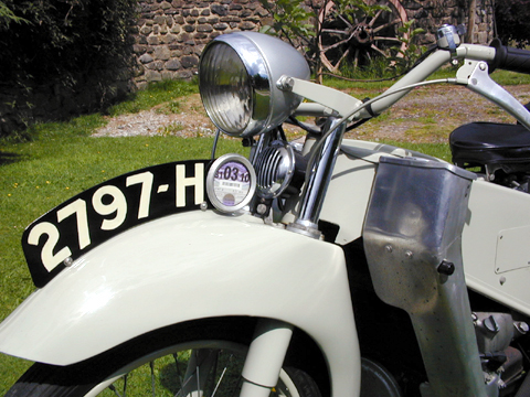 Ex Police Car Auctions >> 1954_LE_Velo_02 | 2nd BuyVintage Online Auction: 2015 Onwards