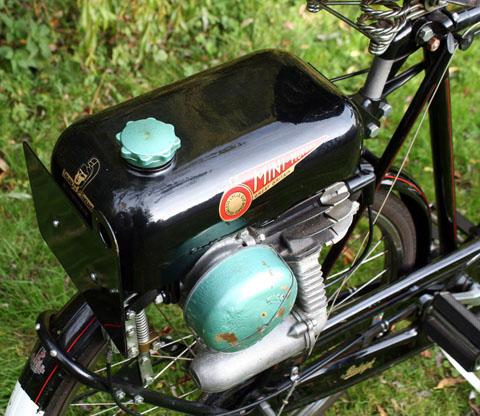 Page 50 1957 Trojan Mini Motor Gearless Cycle Outboard