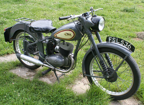 Page 86 1954 Bsa Bantam 150cc Sold 2nd Buyvintage