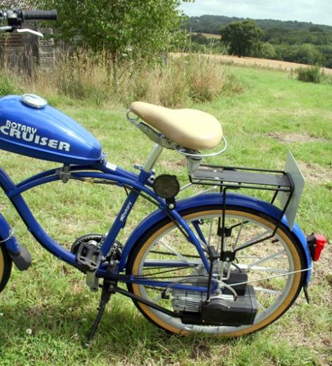 Electric Motor Kits For Push Bikes: Petrol Motors For Push Bikes