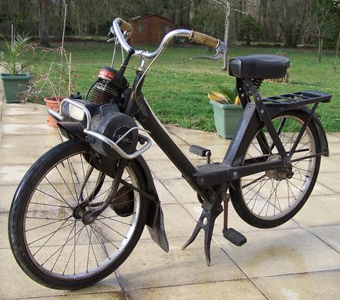 solex motorbike