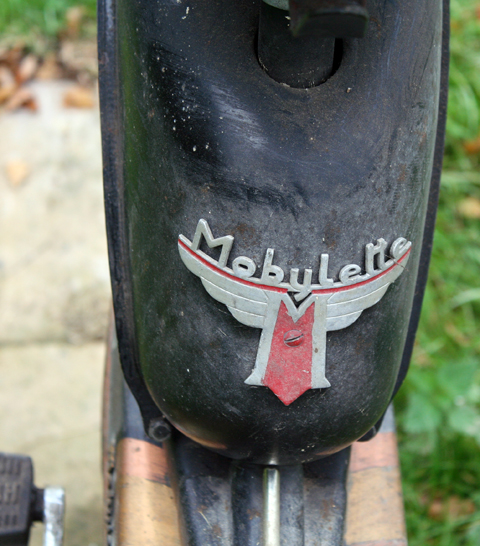 Mobylette 'Courroie-Galet' Type BG43 Cyclemotor. SOLD » Mobylette