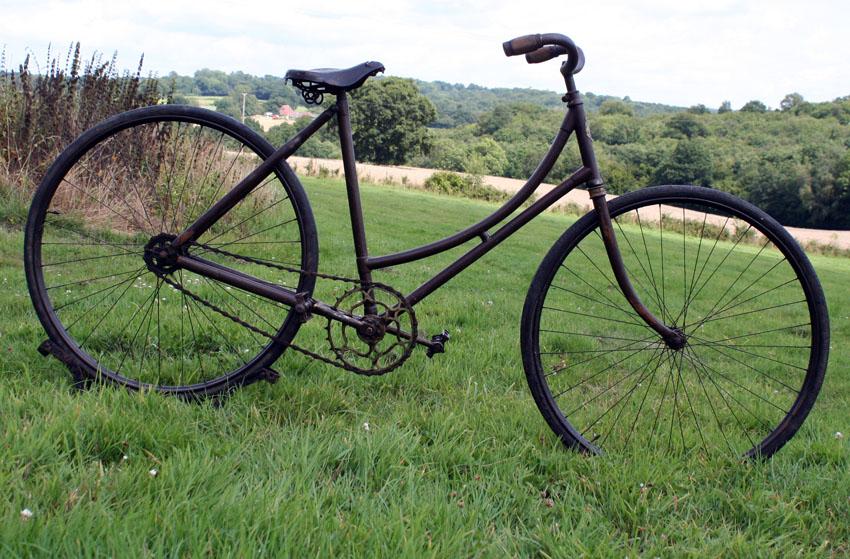 Page 235 1904 La Bicyclette Societe La Francaise Model De