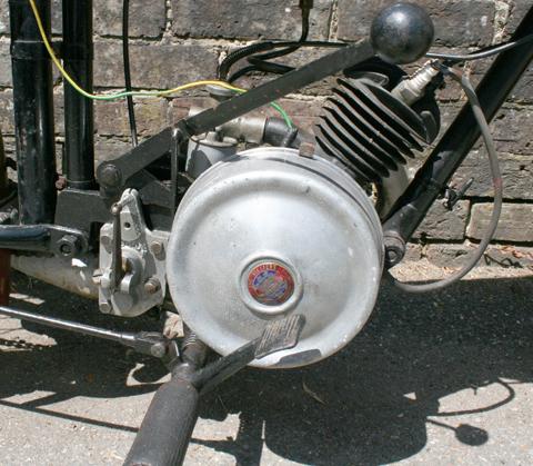 Page 179  1933 Sun Villiers 98cc Model de Luxe  Sold   2nd