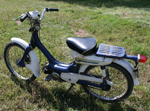 Local Car Auctions >> Page 186. 1975 Honda PC50 4-Stroke Moped. SOLD | 2nd ...