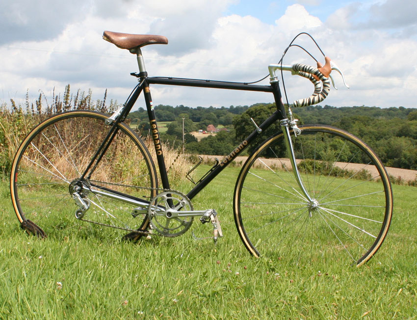 Page 530 1980s Legnano Road Bike With Campagnolo Parts Sold