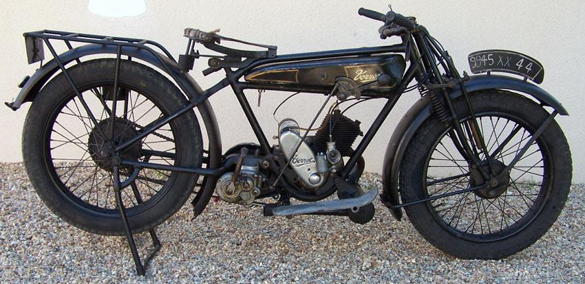Page 632 1933 Magnat Debon 225cc 4 Stroke Model Pmu Sold