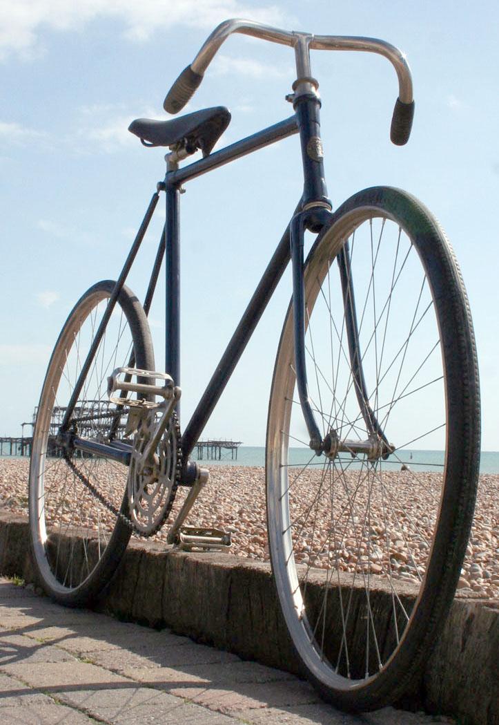 page 221 1899 velo de course bernasse track bike with. Black Bedroom Furniture Sets. Home Design Ideas