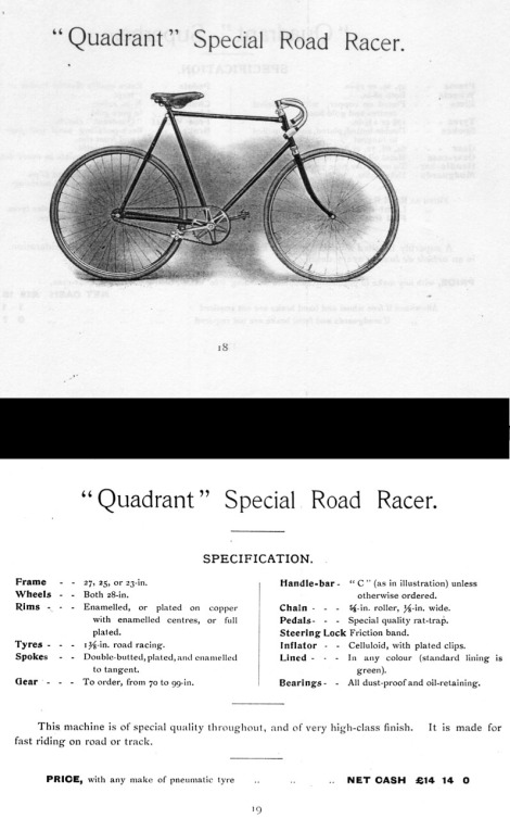 1905 Quadrant Road Racer (6)
