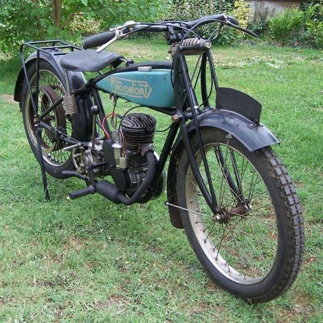 1927 MOTOCONFORT Model 308