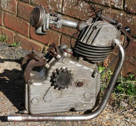 Ducati Cucciolo Complete 05