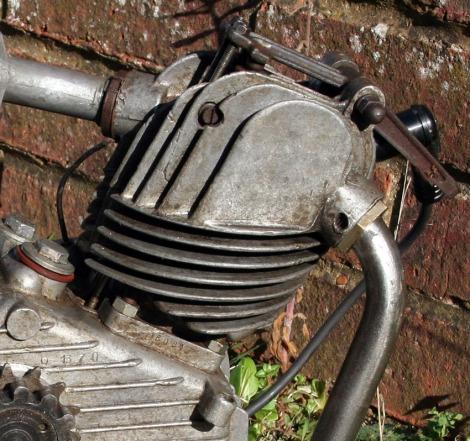 Ducati Cucciolo Complete 07