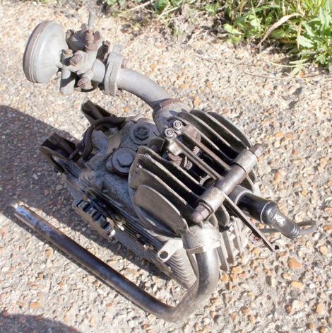 Ducati Cucciolo Complete 20