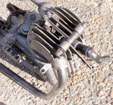 Ducati Cucciolo Complete 23