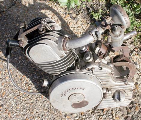 Ducati Cucciolo Complete 33