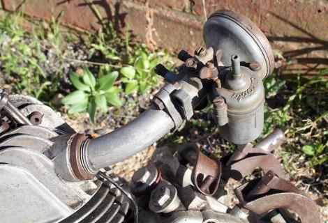 Ducati Cucciolo Complete 36