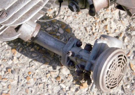 Ducati Cucciolo Complete 48